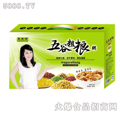 五谷粗粮粥320g礼盒