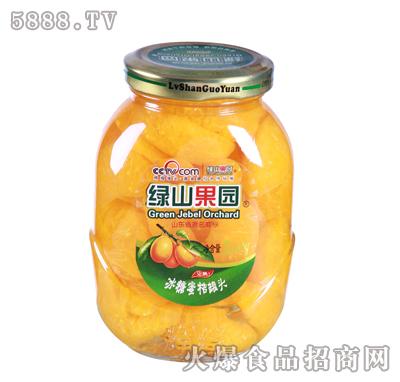 绿山果园260g冰糖蜜桔罐头