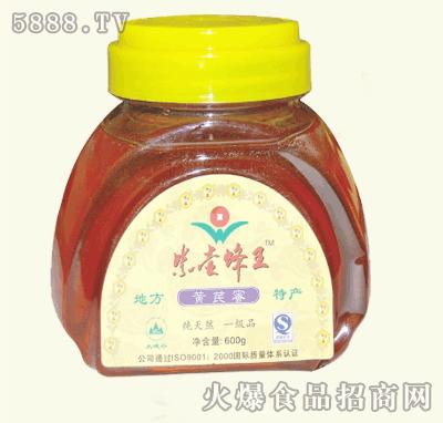 紫壶蜂王黄芪蜜