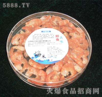 冯佳即食海米虾仁