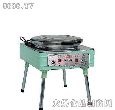 立式自动控温电饼铛-电热铛-烙饼机-烤饼炉45型