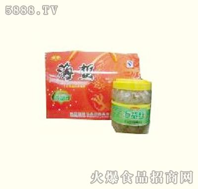 陈氏盐阜海蜇丝2千克产品图