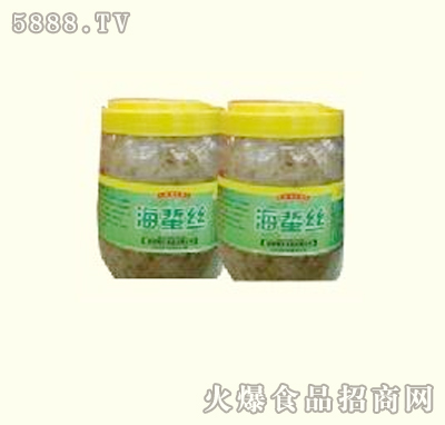 陈氏特级海蜇丝2千克产品图