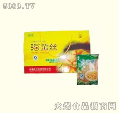 陈氏海蜇丝礼盒(黄)产品图