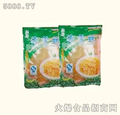 陈氏袋装海蜇丝200克产品图