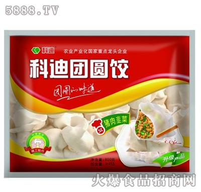 科迪团圆饺猪肉韭菜