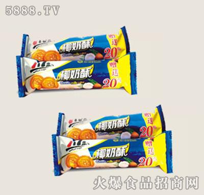 川岛72g椰奶酥|成都川岛食品有限公司-火爆食品饮料网
