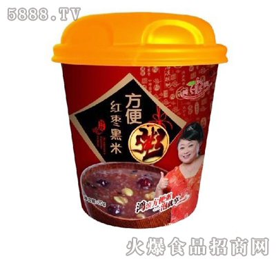 鸿滨红枣黑米粥20g