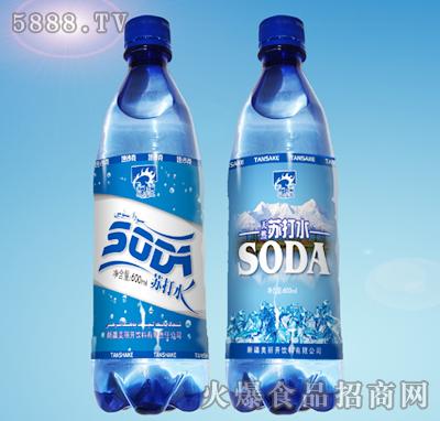 坦沙克牌木糖醇苏打水