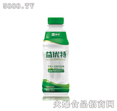 蒙牛益优特牛奶饮品-醇香原味