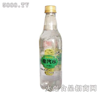 老汽水柠檬味500ml