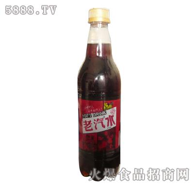 老汽水可乐味500ml