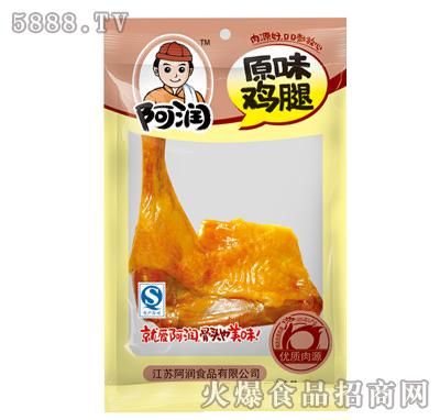 阿润原味鸡腿100克