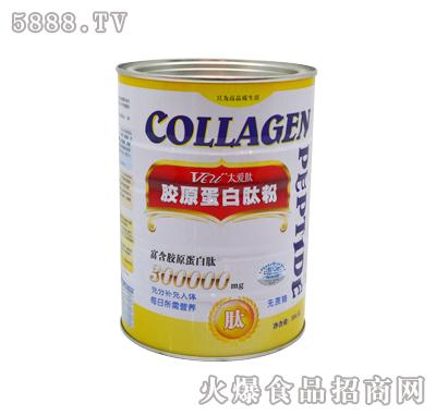 太爱肽胶原蛋白骨肽粉350g-6罐每箱产品图