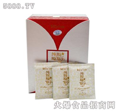 太爱肽纯胶原肽-鳕鱼30袋8gx30袋盒产品图