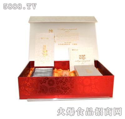 太爱肽纯胶原肽高端礼盒8gx30袋x2小盒、大盒产品图