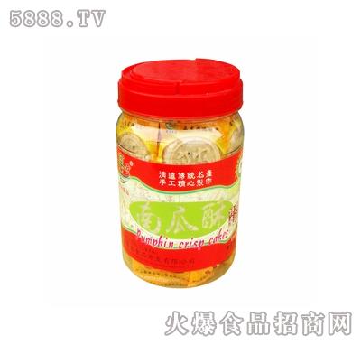 粤农牌南瓜酥饼318克