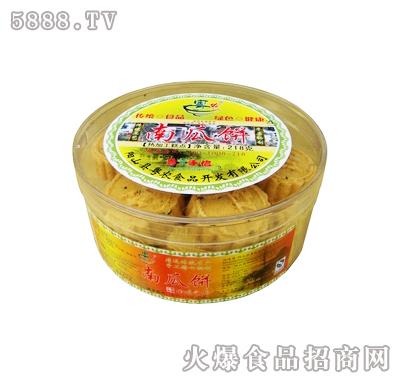 粤农牌南瓜酥饼218克