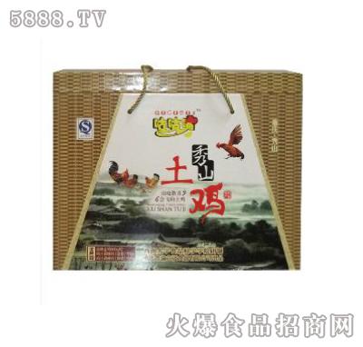 秀山土鸡礼品盒