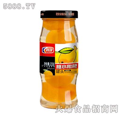 糖水枇杷罐头255g