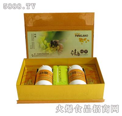 蜂胶-江山健康蜂业产品图