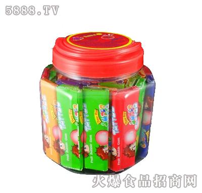 康建50粒40瓶超大泡泡糖