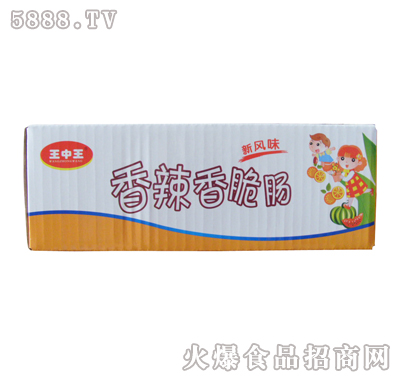 王中王香辣香脆箱装
