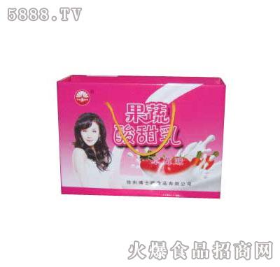果蔬酸甜乳(红盒)-小