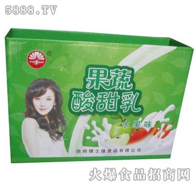 果蔬酸甜乳水果味(绿盒)