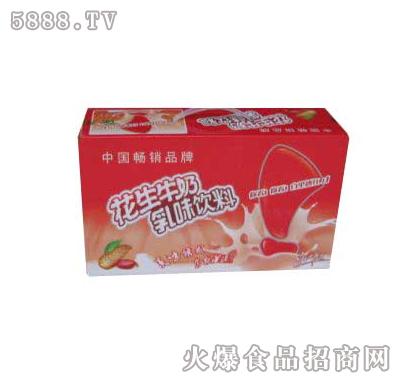 博士缘食品-花生牛奶饮品(小盒)