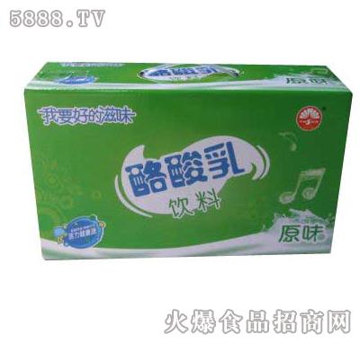 博士缘食品-酪酸乳饮料(原味)