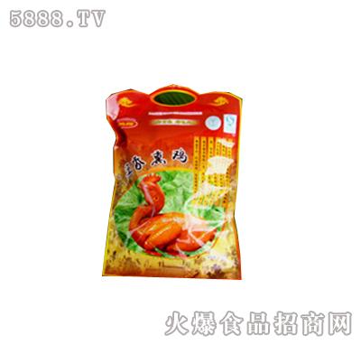 复兴鸿翔食品-五香熏鸡(红包装)现面向全国招商