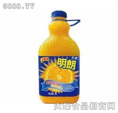 上好佳明朗橙口味混合果汁2000mlpg