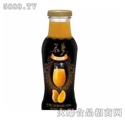 上好佳茹梦芒果口味混合果肉果汁250ml