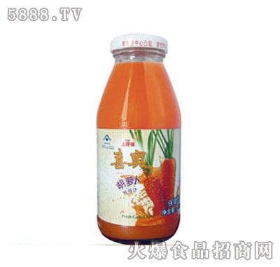 上好佳喜奥胡萝卜汁250ml