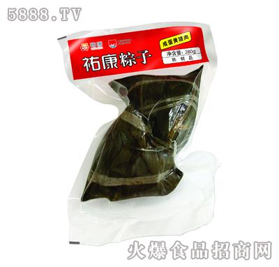 280g咸蛋黄猪肉粽