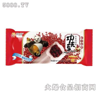 竹香红豆雪糕