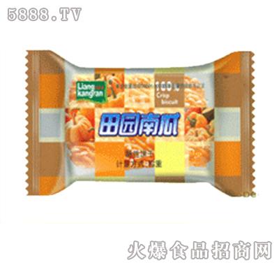 田园南瓜饼干-平包