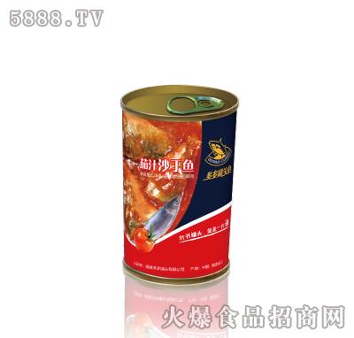 多多茄汁沙丁鱼罐头