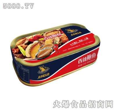 多多香辣鲍鱼罐头