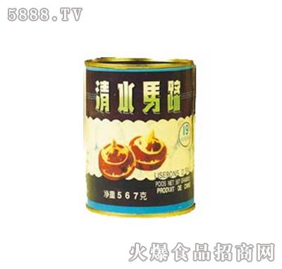 扬子江罐头食品-马蹄罐头