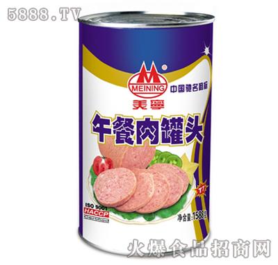 美宁午餐肉罐头1588g