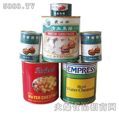 海昌食品-马蹄罐头