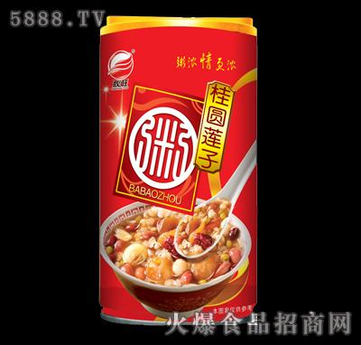 耿旺桂圆莲子粥罐装