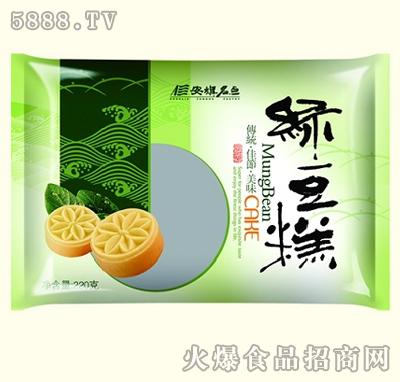 西旗什锦绿豆糕220g
