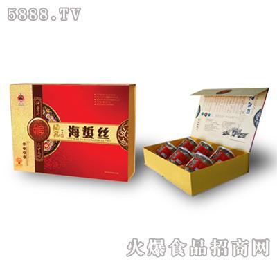 海苑海蜇丝礼盒产品图
