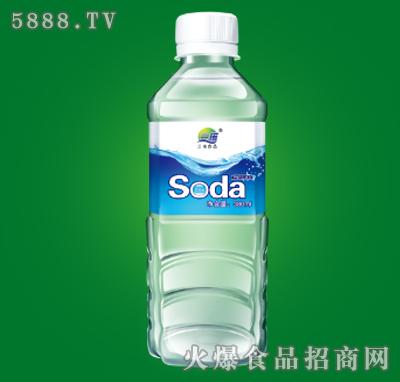 三诺苏打水380ml