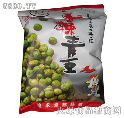 香辣青豆1元�b