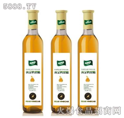 瓶装黄金鸭梨醋