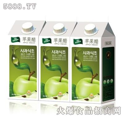 苹果醋500毫升